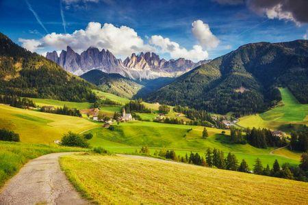 Camping in Alto Adige - Sudtirolo