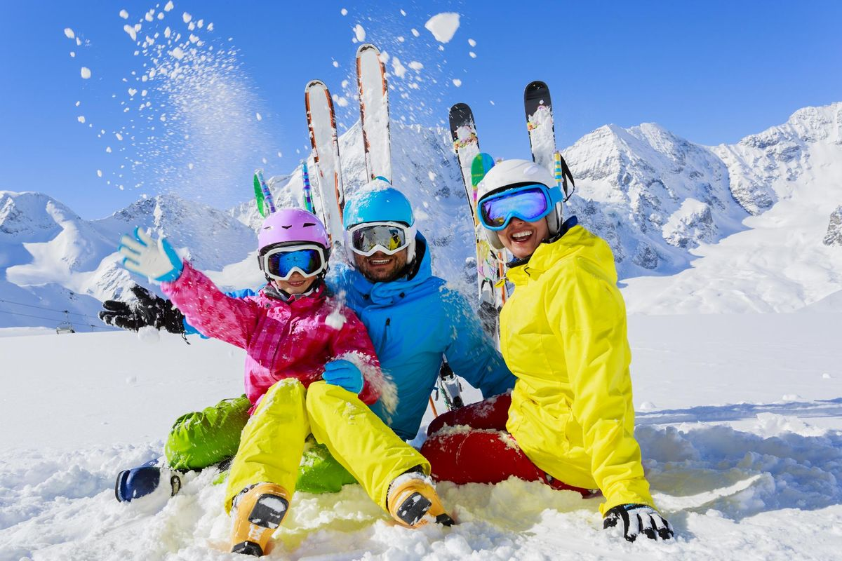 Vacances de ski