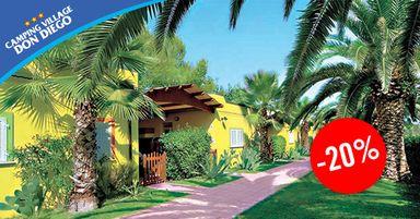 Don Diego Camping Village - Riviera delle Palme - Marche