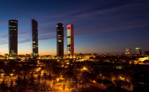 Camping Madrid