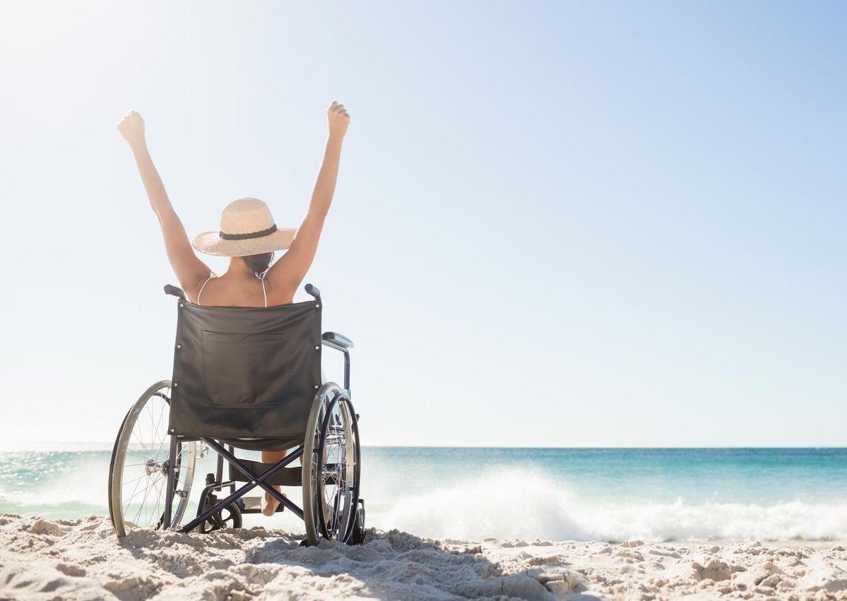 Campingpladser tilgængelige for handicappede