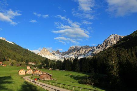 Camping en Val di Fassa